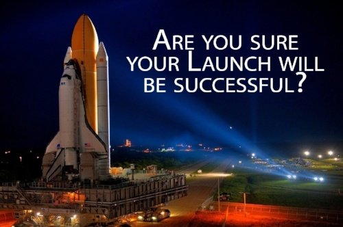 Checklist for A Successful Launch