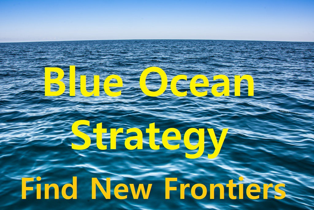 Tools for Thinking: Blue Ocean Strategy by Rene Mauborgne and W. Chan Kim
