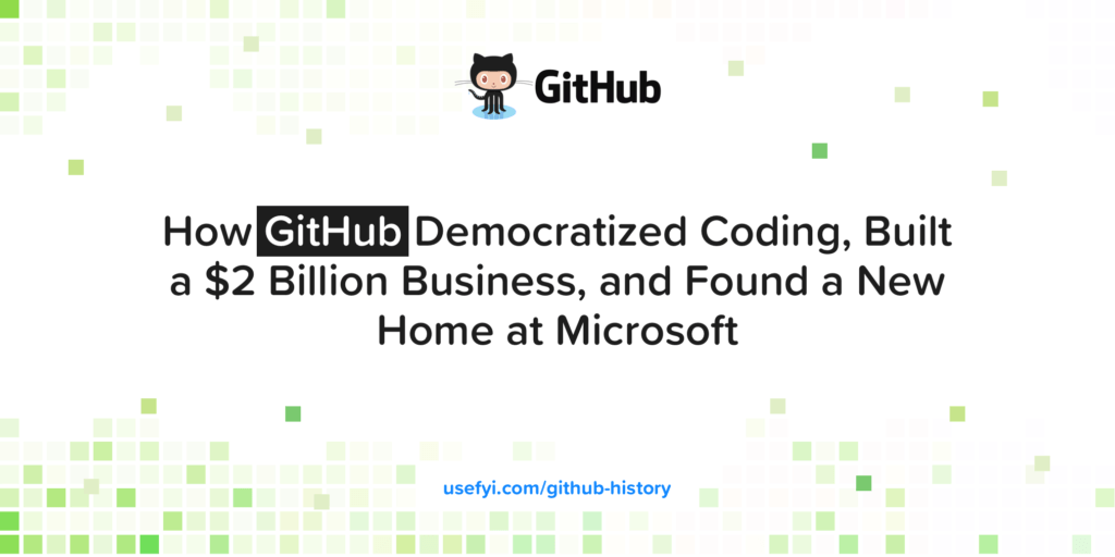 How GitHub Democratized Coding and Found a New Home at Microsoft